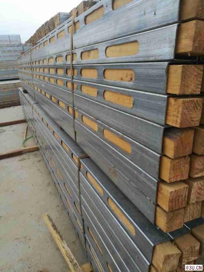 建筑模板支撐鋼木龍骨 大量供應