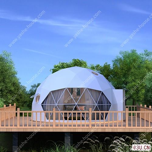 主題·棲系列球形星空酒店帳篷